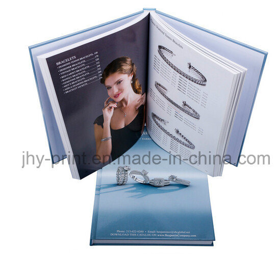 Professional Supplier of Book Printing Service (jhy-003)