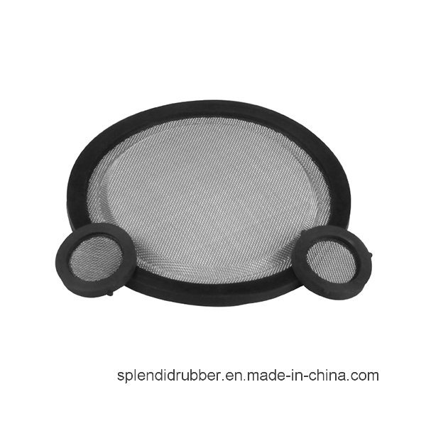 Bonded Metal and Mesh Rubber Parts Rubber Bushing