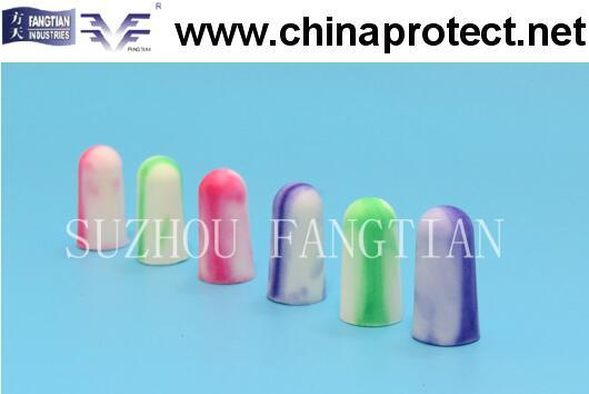 PU Foam Soundproof Ear Plug