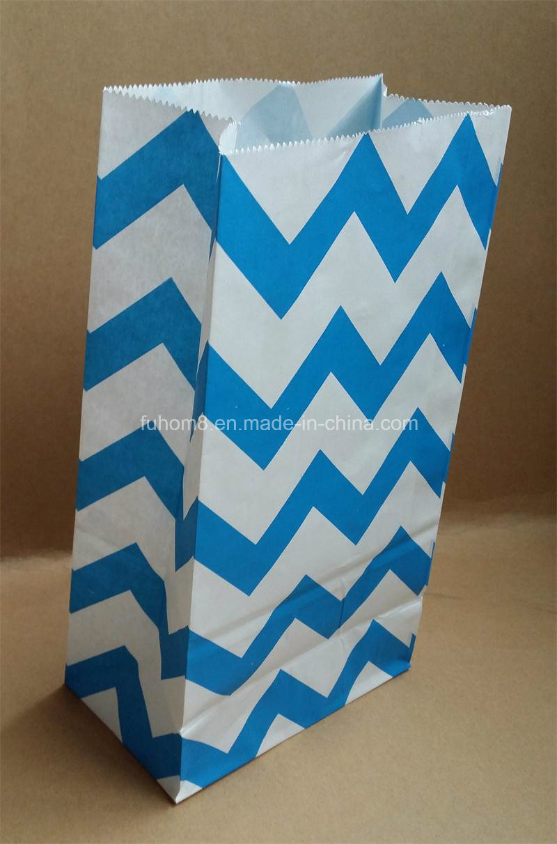 Food Taking Awy Packing Paper Bag Cleanliness Bag Gift Paper Bag