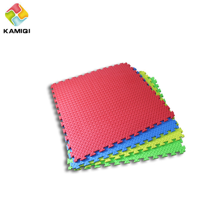 Waterproof Children Playground EVA Foam Floor Mats