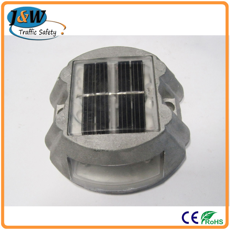 Aluminum Solar LED Road Stud with CE RoHS Certificate (SRS-001)