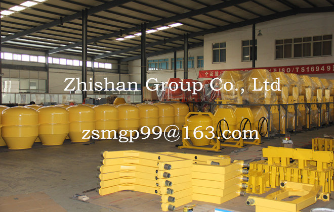 Cm800 (CM50-CM800) Zhishan Portable Electric Gasoline Diesel Cement Mixer