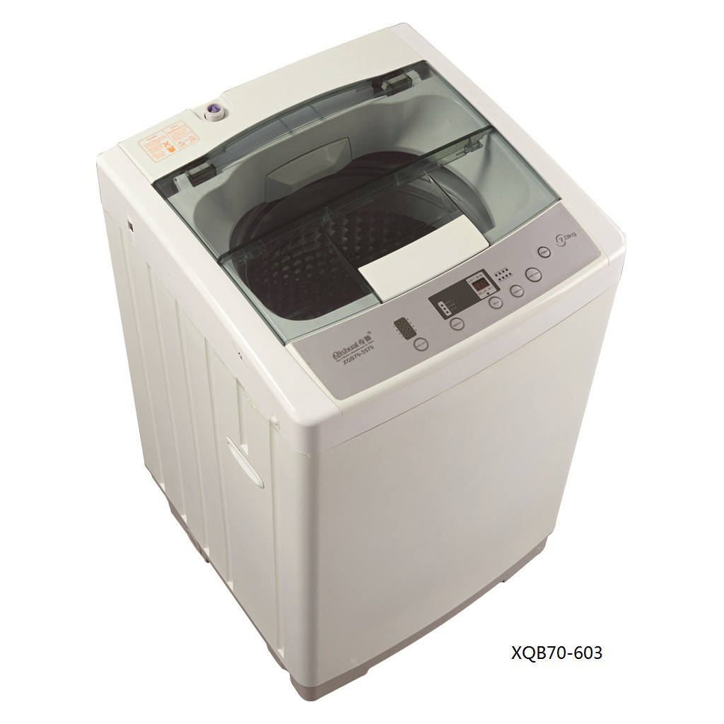 7.0kg Fully Atuo Washing Machine (plastic body/ lid) XQB70-603