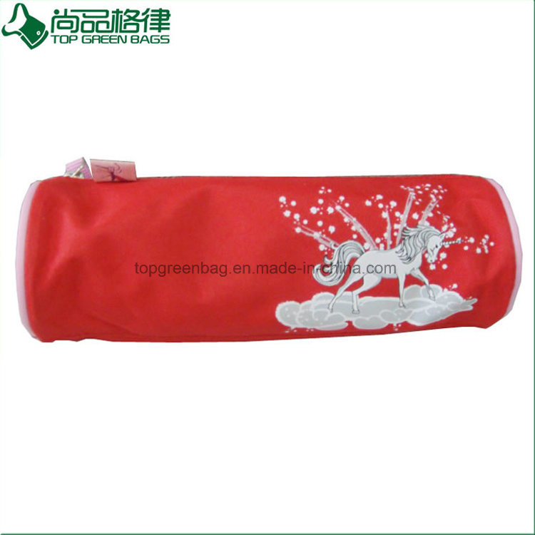 Popular Gift Pencil Pouch Waterproof School Students Pen Pencil Case