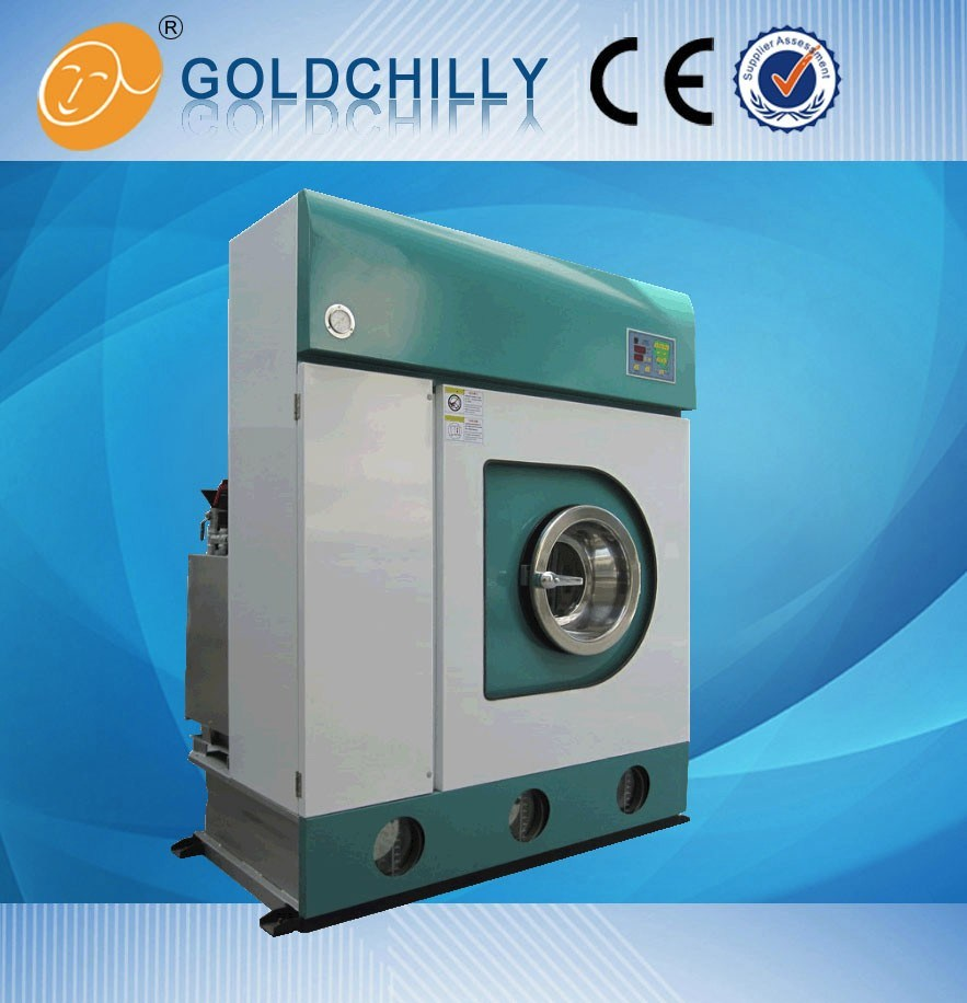 8 Kg 10 Kg Commercial Laundry Equipment Dry Cleaning Machine Price