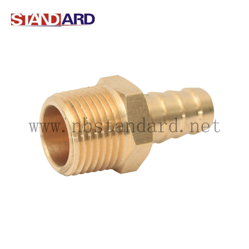 Brass Gas Fitting Nut