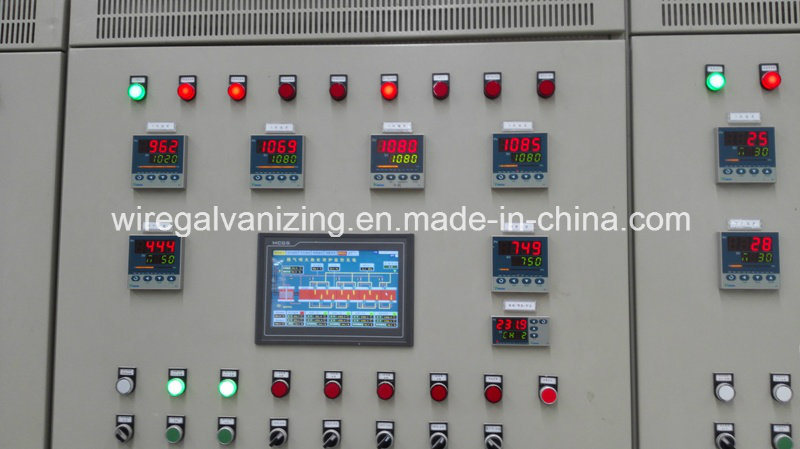 Steel Wire Annealing Furnace Type E