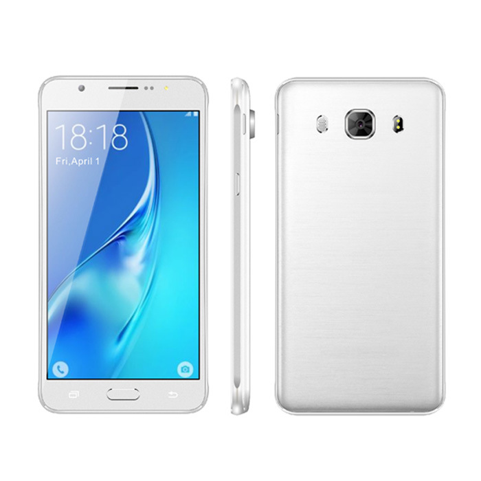 Mtk6580 Quad Core 3G Smart Phone, 5.5 Inch HD Screen Mobile Phone with 8g Memoy (J7)