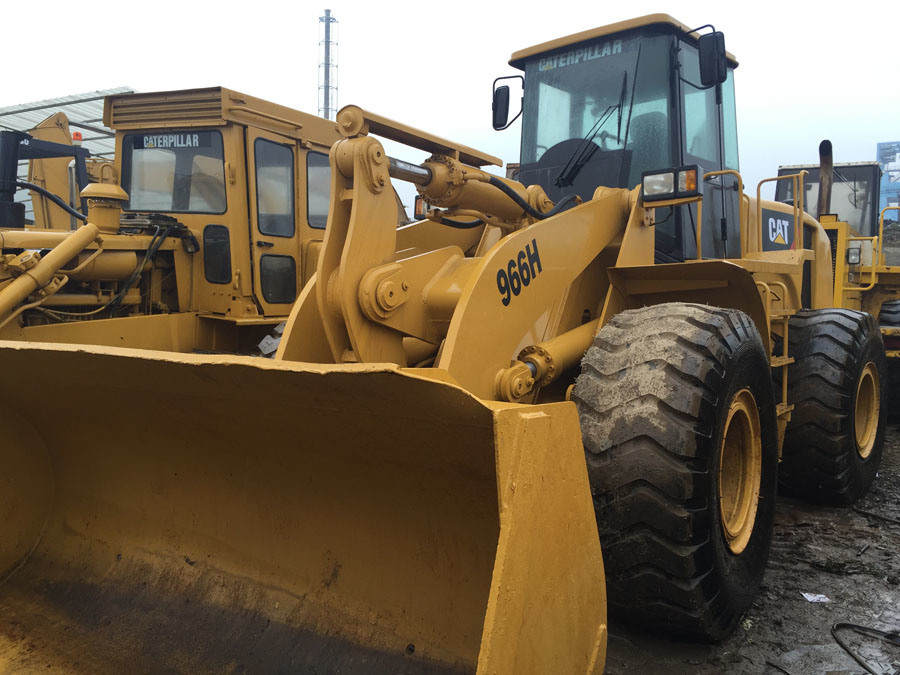 Used Caterpillar Wheel Loader 966h for Sale