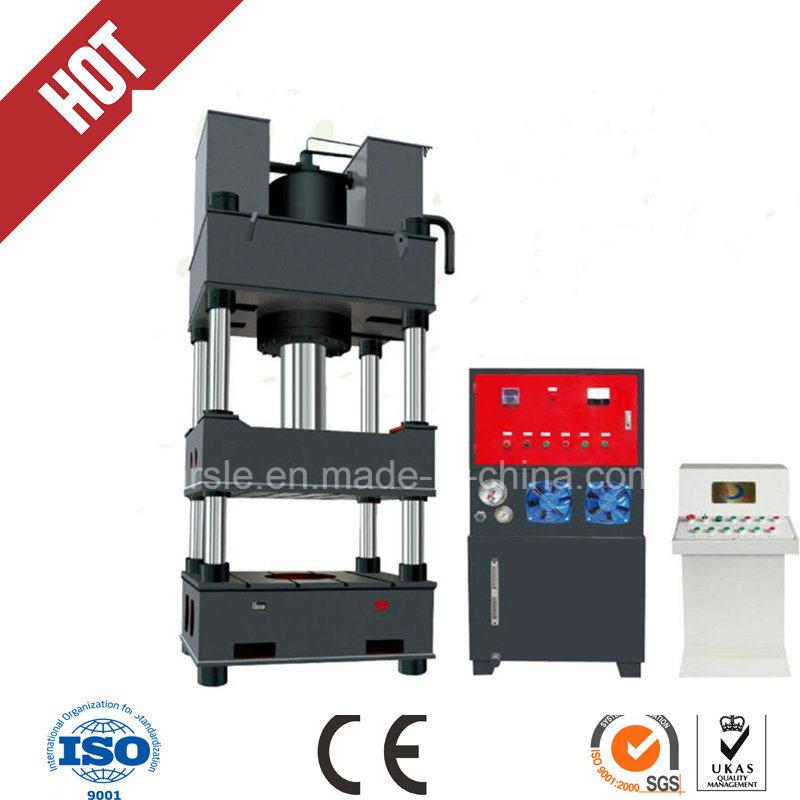 Y32 63t Steel Hydraulic Press Machine Four Column