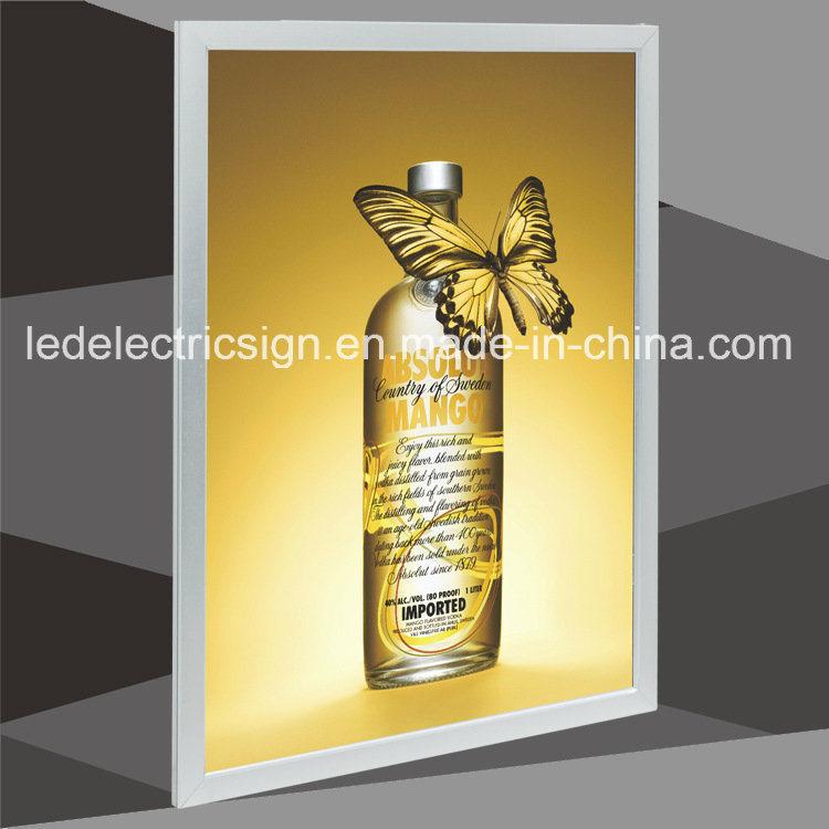 Advertising Equipment Aluminium Profile for LED Light Box