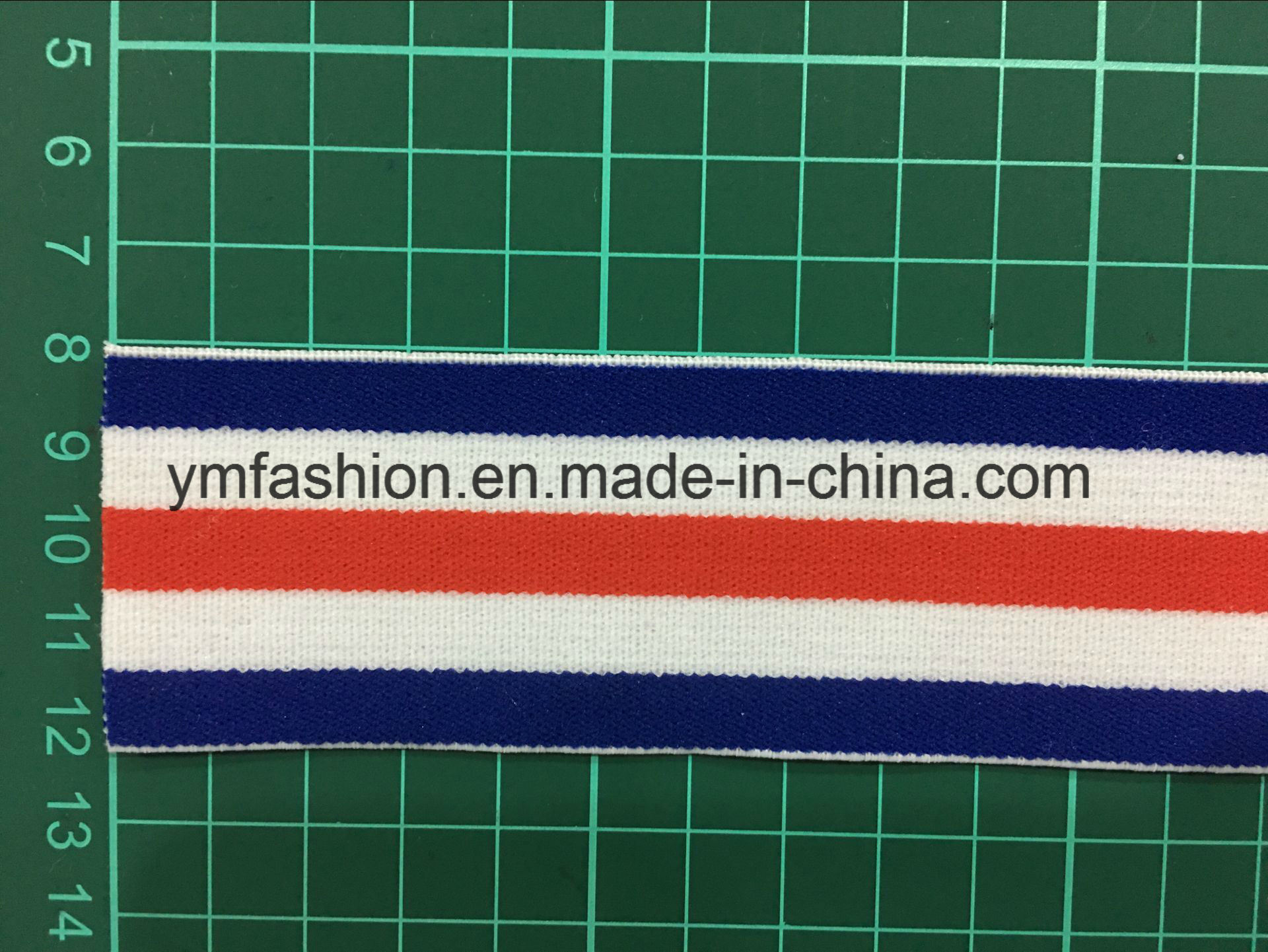 Custom High Elasticity Polyester Woven Elastic Tape for Underwear Ym-1111