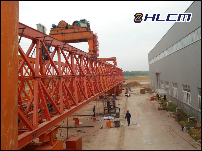 Launching Gantry with SGS (HLCM-6)