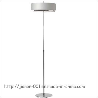 So Wonderful Design Hotel White Modern Floor Standing Reading Lighting Floor Lamp for Bedroom in Fabric Shade