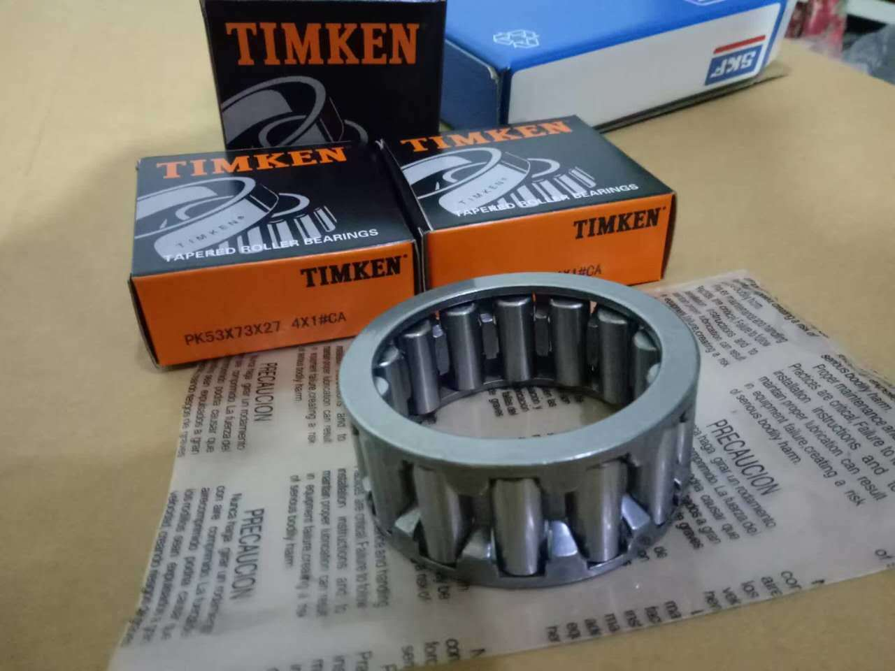 Mining Machinery Bearing and Engineering Construction Machinery SKF Excavator Bearing F-217411.1