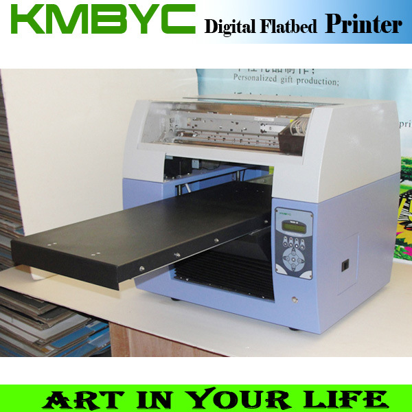 2017 New Generation Flatbed UV Printing Machine Product Direct Printer