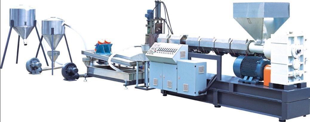 Water-Loop Mould Cutting Granule Making Machine