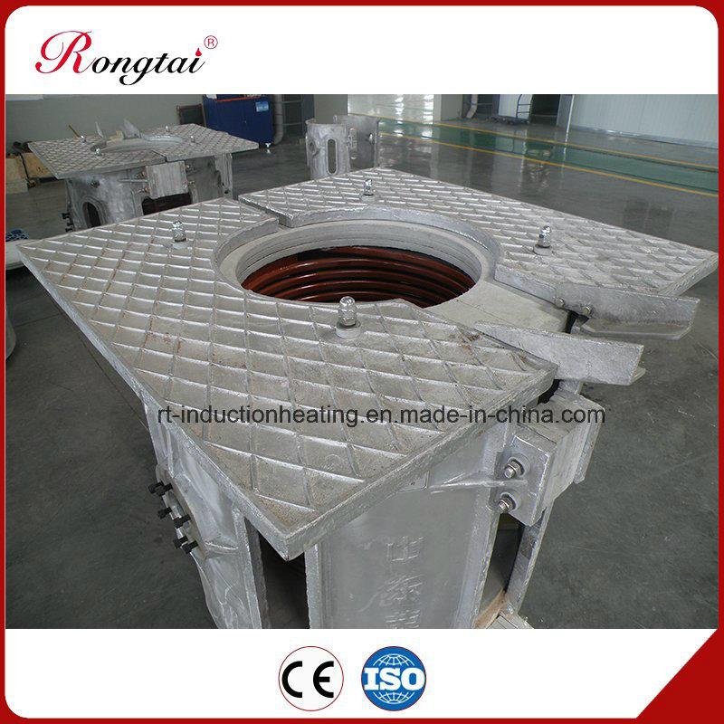 Energy Saving Melt Aluminium Furnace