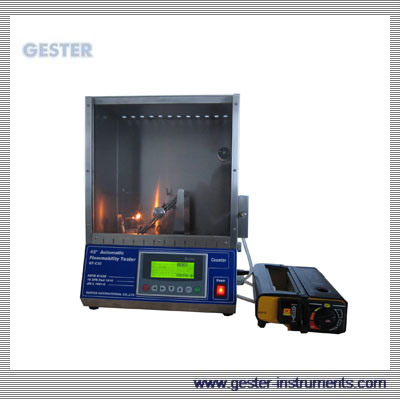 Flammability Testing Machine with Calibration Certificate