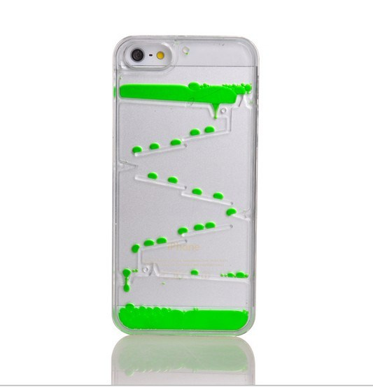 images of 2014 New Arrival Liquid Case with Iol Inside for iPhone 5/5s