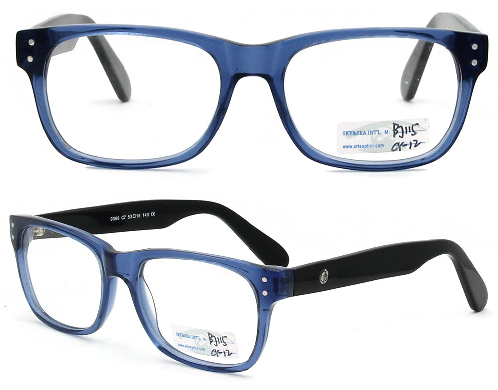 stylish optical frame acetate eyewear optical bj12 115