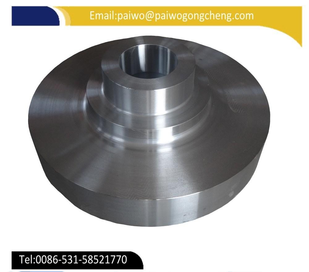 Hot Forging OEM CNC Machining Triplex Blunt Nose Piston Core