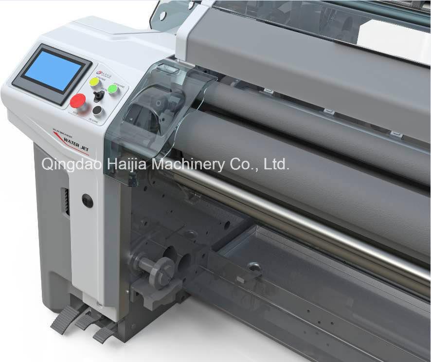 New Style Four Colours Four Nozzle Plain Shedding Textile Machine