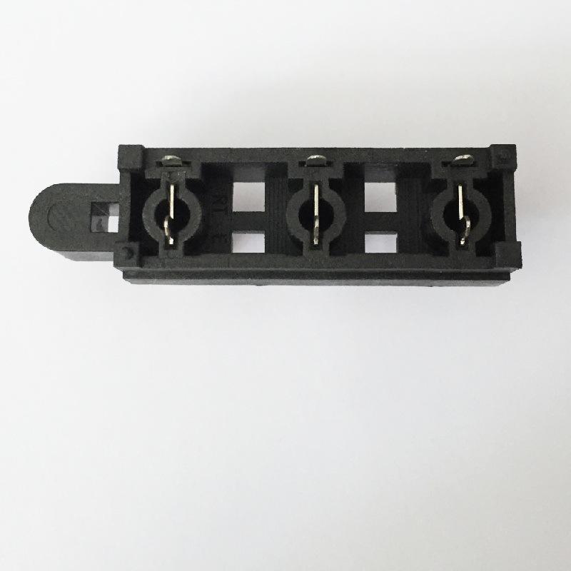 AV Socket with The Core Lotus Single-Hole RCA Socket Audio and Video Terminals AV3-8.4-21L