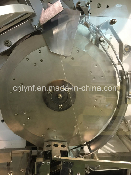 Cama Single Chamber Tea Bag Packing Machine with Foil Outer Bag (Model DXDC8IV)