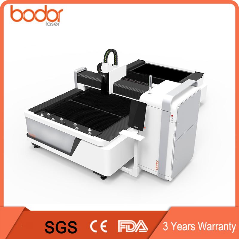 Bodor Stainless Steel CNC Fiber Metal Laser Cutting Machine