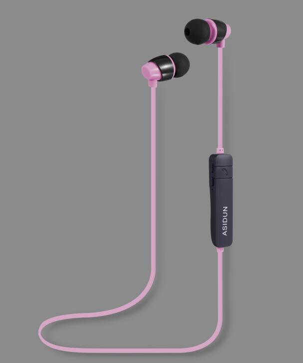 Bluetooth Earphone, Version 4.10 EDR, Anti-Seat Design