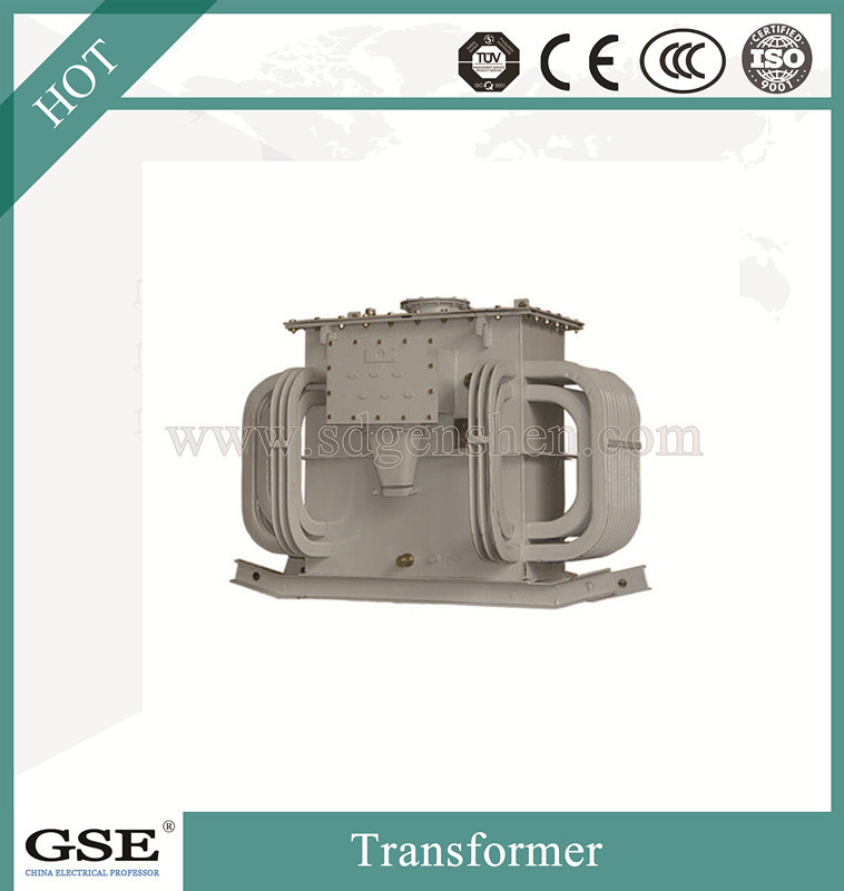 Ks9 Ks11 Ksh15 Three-Phase Oil-Immersed Mine-Used (mining) General Type Power/Distribution Transformer