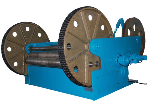 Small R Panel Bending Machine