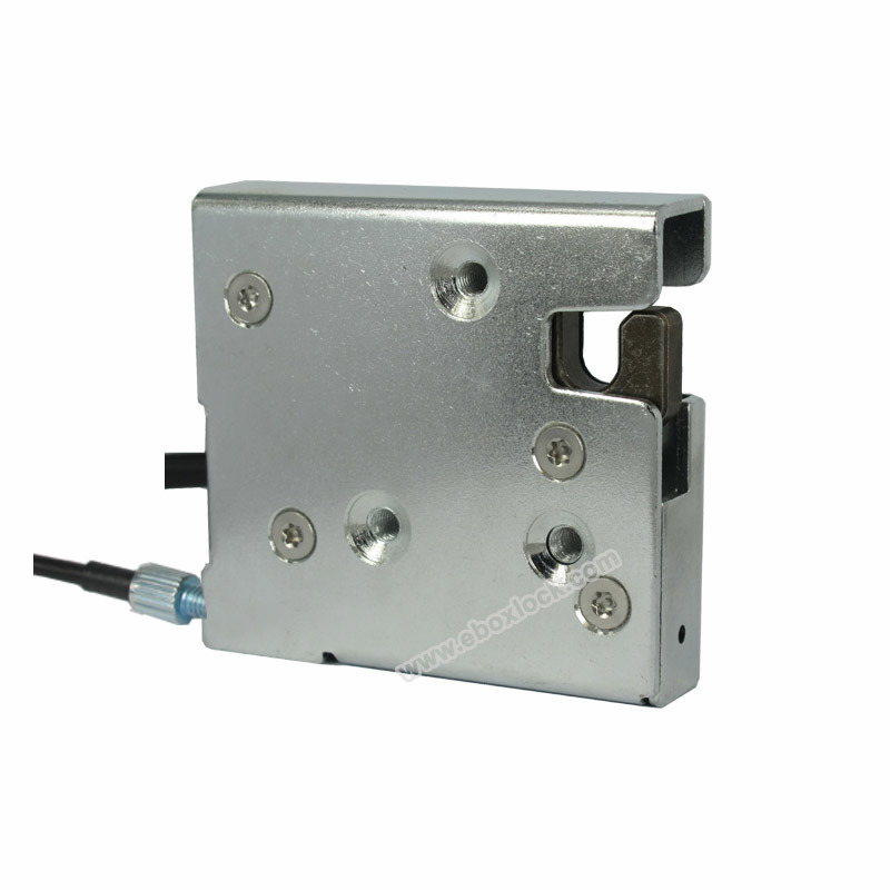 Electronic Rotary Latch for Safe and Vending Machine