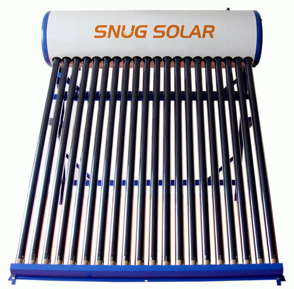 Low Pressure Solar Heater, CE, 7 Years Warranty