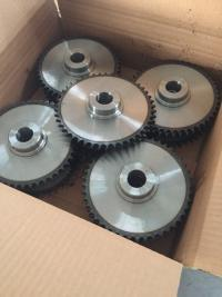 Forging and Machining Sprocket Wheel