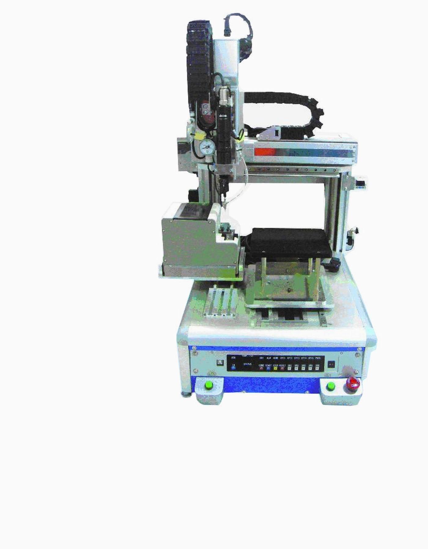 China automatic lock screw machine