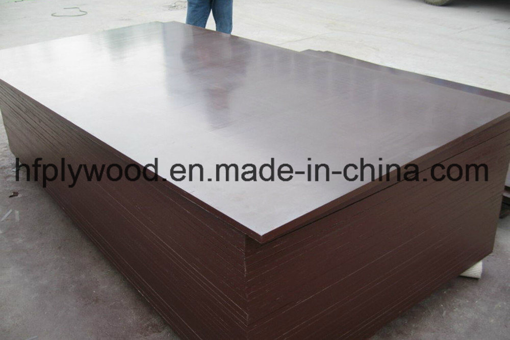 21mm Plywood Film Faced Plywood Brown Film Plywood