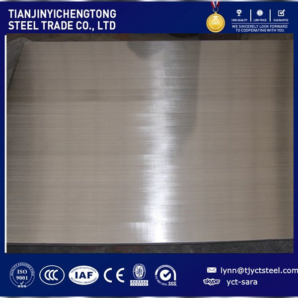 AISI 300 Series Cold Rolled Stainless Steel Strip