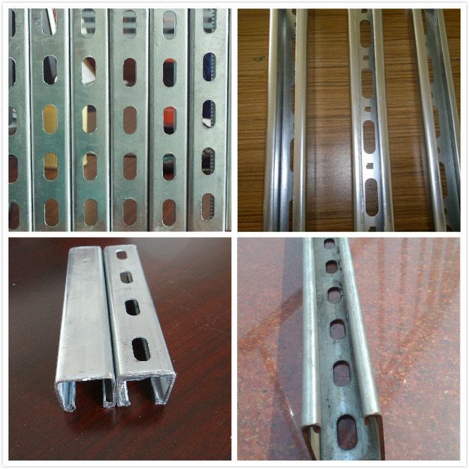 Galvanized C Channel C Steel Structure
