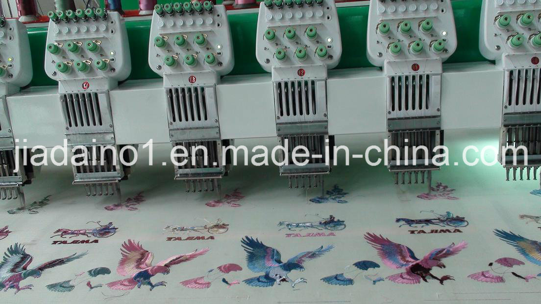 India 615 Flat Embroidery Machine