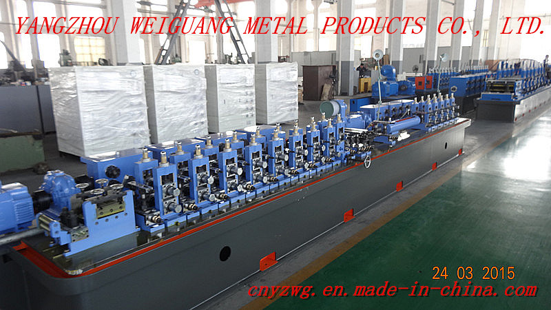 Wg16 High Frequency Steel Pipe Machinery