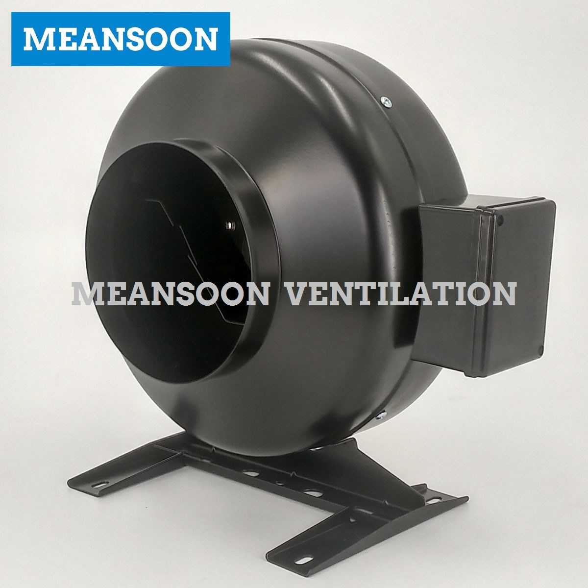 Circular Inline Duct Fan 150 for Cooling Exhaust Ventilation