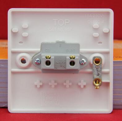 16A Single Multi-Function Socket /British Socket /Wall Socket