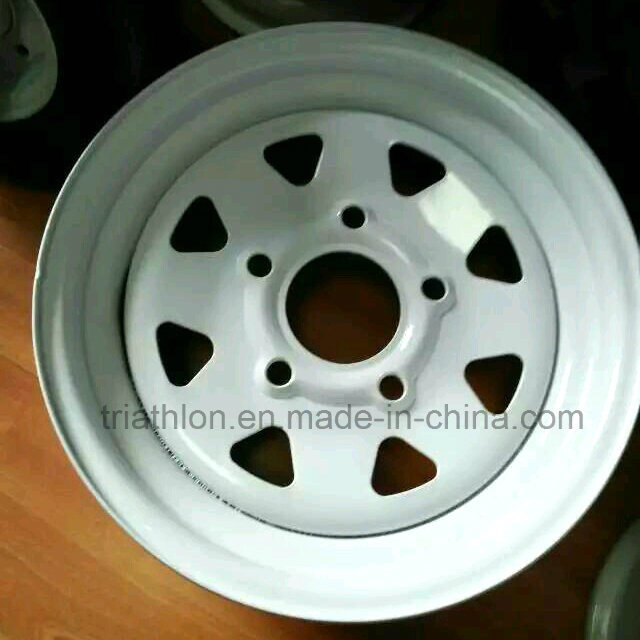 8X7 8X10 8X12 Golf Cart Steeel Wheel