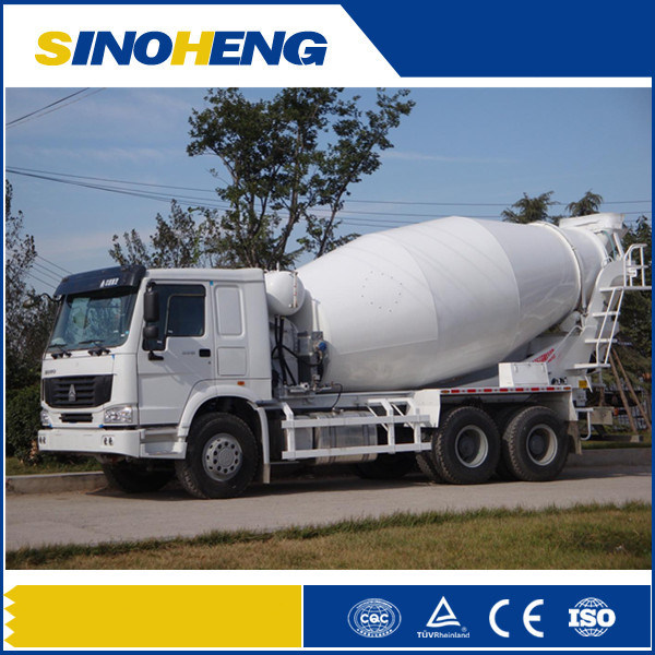 HOWO 6X4 Cement Concrete Truck Mixer 8-15cbm