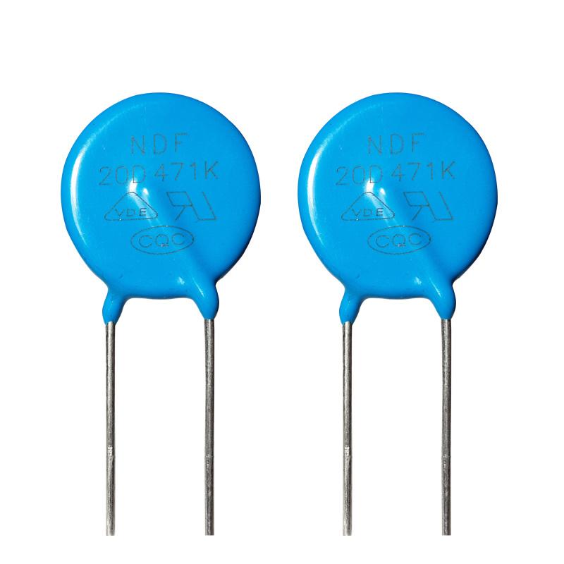 5D 7D 10d 14D 20d China Zvr Zinc Oxide Varistor