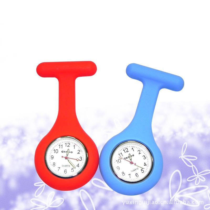 Hot Sale Nurse Quartz Silicone Watch Fashion Gift Watch (HL-CD012)