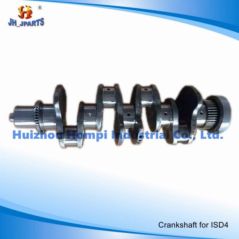 Forged Steel Crankshaft for Cummins 4isde 4isbe 5289840 3974539
